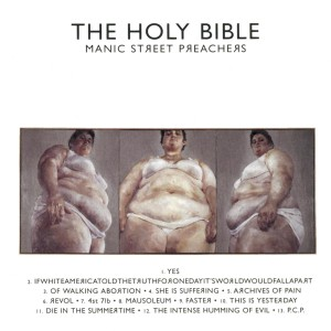 MANIC STREET PREACHERS-THE HOLY BIBLE