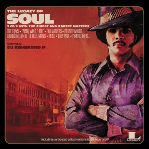 VARIOUS-THE LEGACY OF SOUL