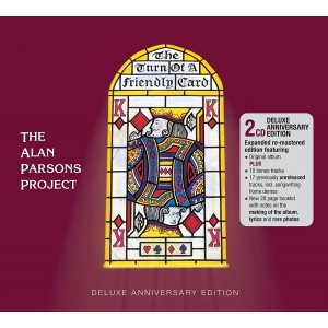 ALAN PARSONS PROJECT THE-THE TURN OF A FRIENDLY CARD