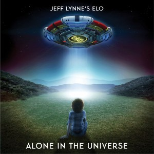 ELECTRIC LIGHT ORCHESTRA-JEFF LYNNE´S ELO - ALONE IN THE UNIVERSE