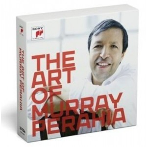 MURRAY PERAHIA-THE ART OF MURRAY PERAHIA