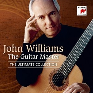 JOHN WILLIAMS-THE GUITAR MASTER