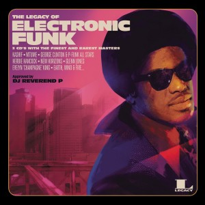 VARIOUS-THE LEGACY OF ELECTRONIC FUNK