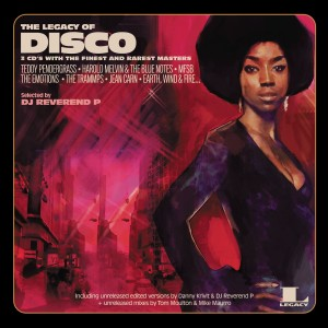 VARIOUS-THE LEGACY OF DISCO