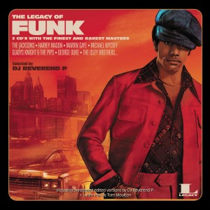 VARIOUS-THE LEGACY OF FUNK