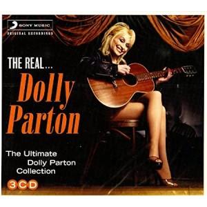 DOLLY PARTON-THE REAL DOLLY PARTON