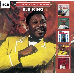 B.B. KING-TIMELESS CLASSIC ALBUMS