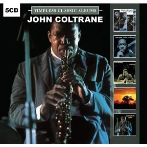 JOHN COLTRANE-TIMELESS CLASSIC ALBUMS
