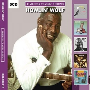 HOWLIN´ WOLF-TIMELESS CLASSIC ALBUMS