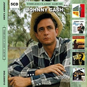 JOHNNY CASH-TIMELESS CLASSIC ALBUMS