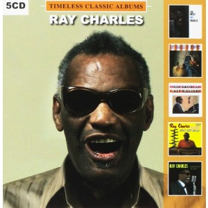 RAY CHARLES-TIMELESS CLASSIC ALBUMS