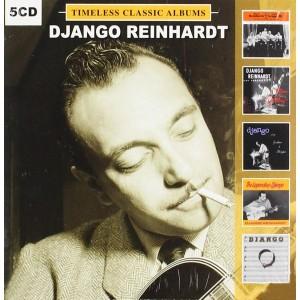 DJANGO REINHARDT-TIMELESS CLASSIC ALBUMS