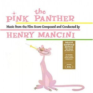 HENRY MANCINI-THE PINK PANTHER