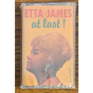 ETTA JAMES-AT LAST (CASSETTE)