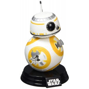 FUNKO POP! STAR WARS LAST JEDI BB-8