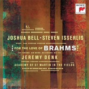 JOSHUA BELL-FOR THE LOVE OF BRAHMS
