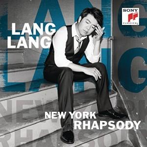 LANG LANG-NEW YORK RHAPSODY