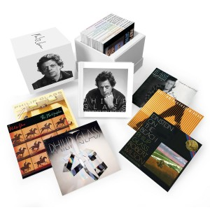 PHILIP GLASS-THE COMPLETE SONY RECORDINGS