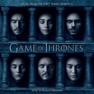 RAMIN DJAWADI-GAME OF THRONES (MUSIC FROM THE HBO® SERIES - SEASON 6)