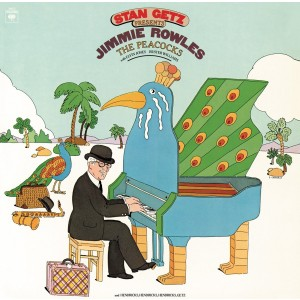 STAN GETZ WITH JIMMY ROWLES-THE PEACOCKS