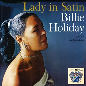 BILLIE HOLIDAY-LADY IN SATIN