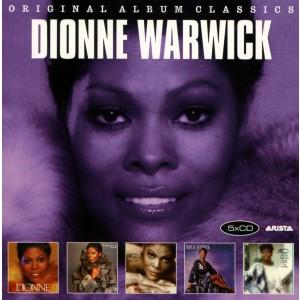 DIONNE WARICK-ORIGINAL ALBUM CLASSICS