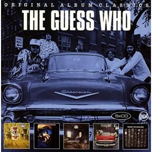 GUESS WHO THE-ORIGINAL ALBUM CLASSICS