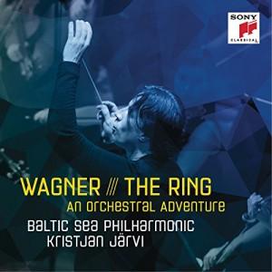 KRISTJAN JÄRVI-WAGNER: THE RING - AN ORCHESTRAL ADVENTURE