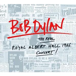 BOB DYLAN-THE REAL ROYAL ALBERT HALL 1966 CONCERT