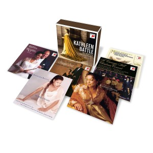 BATTLE KATHLEEN-KATHLEEN BATTLE - THE COMPLETE SONY RECORDINGS