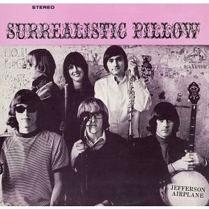 JEFFERSON AIRPLANE-SURREALISTIC PILLOW