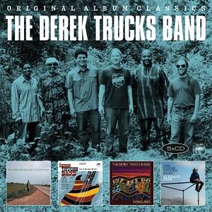 DEREK TRUCKS BAND-ORIGINAL ALBUM CLASSICS