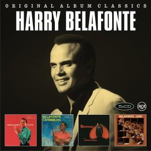 HARRY BELAFONTE-ORIGINAL ALBUM CLASSICS