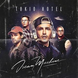 TOKIO HOTEL-DREAM MACHINE