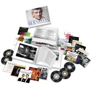 LEONARD BERNSTEIN-LEONARD BERNSTEIN - THE REMASTERED EDITION (100 CD BOX SET)