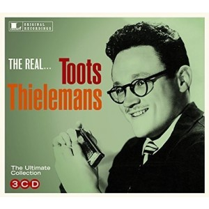 TOOTS THIELEMANS-THE REAL... TOOTS THIELEMANS
