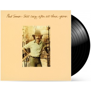 PAUL SIMON-STILL CRAZY AFTER ALL THESE YEARS