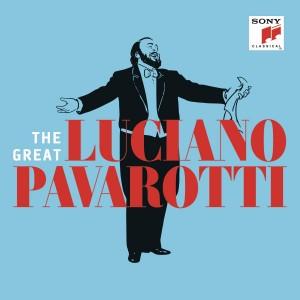 LUCIANO PAVAROTTI-THE GREAT LUCIANO PAVAROTTI