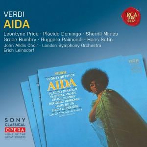 LEINSDORF ERICH-VERDI: AIDA (REMASTERED)