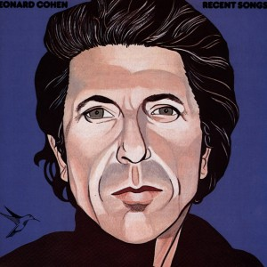 LEONARD COHEN-RECENT SONGS