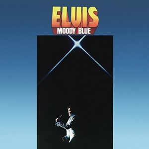 ELVIS PRESLEY-MOODY BLUE (40TH ANNIVERSARY CLEAR BLUE VINYL)