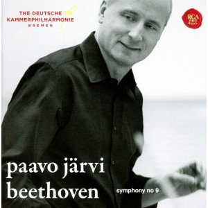 PAAVO JÄRVI-BEETHOVEN: SYMPHONY NO.9