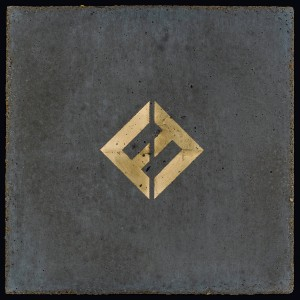 FOO FIGHTERS-CONCRETE AND GOLD