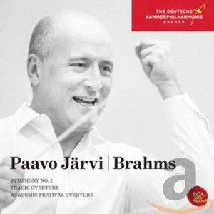 BRAHMS, J.-SYMPHONY NO.2/TRAGIC OVER