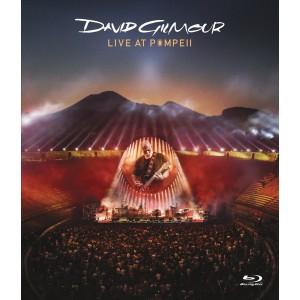 DAVID GILMOUR-LIVE AT POMPEII (2BR/2CD SDLX)