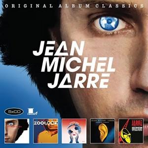 JEAN-MICHEL JARRE-ORIGINAL ALBUM CLASSICS