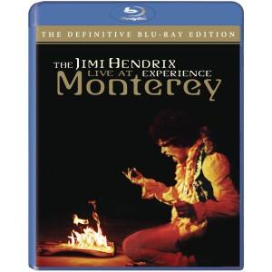 JIMI HENDRIX-AMERICAN LANDING: JIMI HENDRIX EXPERIENCE LIVE AT MONTEREY