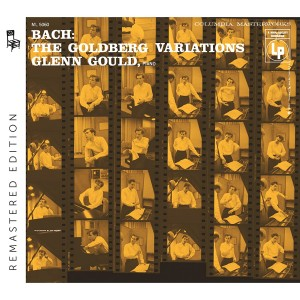 GLENN GOULD-GOLDBERG VARIATIONS, BWV 988