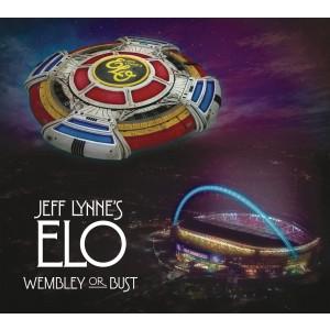 JEFF LYNNE´S ELO-JEFF LYNNE´S ELO - WEMBLEY OR BUST (2 CD)