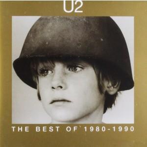 U2-BEST OF 1980/1990